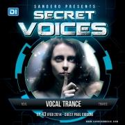 Sandero-Secret-Voices-43-(Feb-2014-Guest-Paul-Gibson)