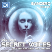 Sandero-Secret-Voices-47-June-2014-Guest-Andy-Gregory